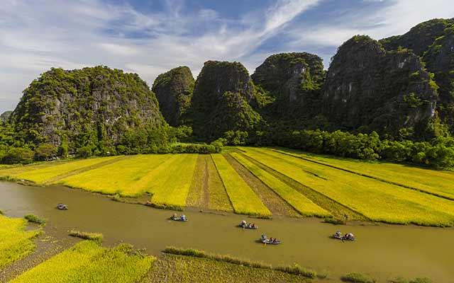 Biking Mai Chau & Ninh Binh