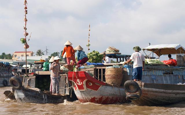 River Floating Market - Beach Break & Leisure Cruise