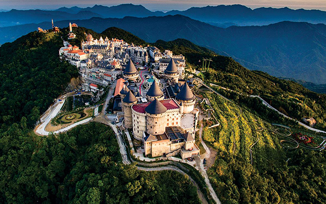 Explore Ba Na Hills from Danang