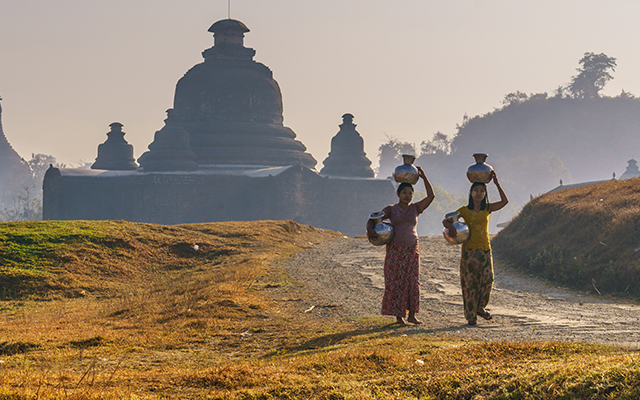 Heritage Journey of Myanmar & Vietnam