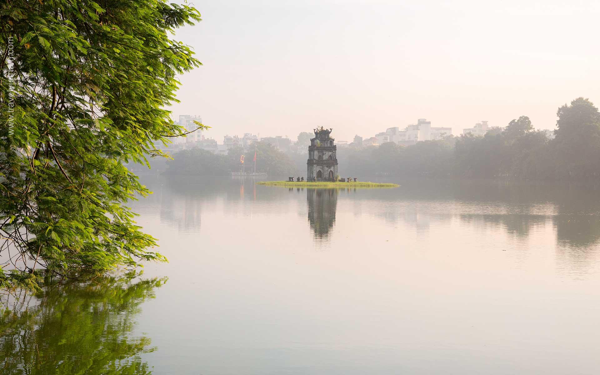 Hoan Kiem - Hanoi