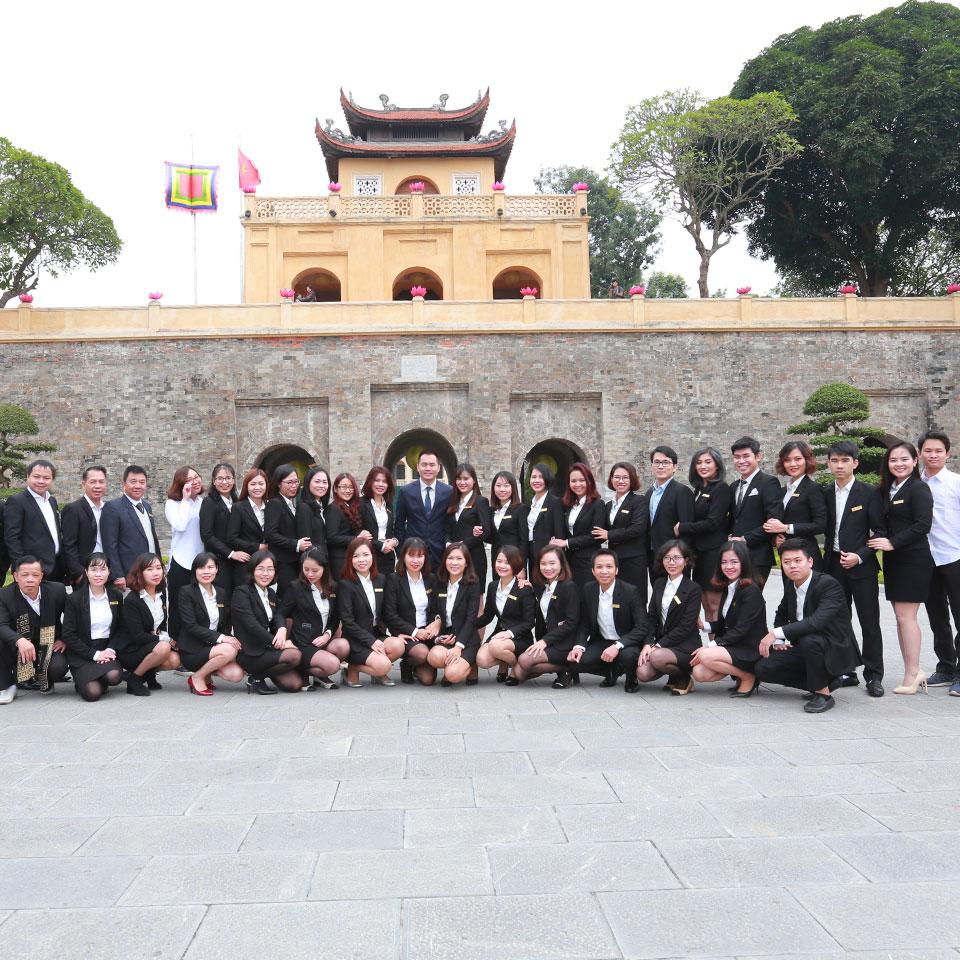 Hanoi Citadel hanoi