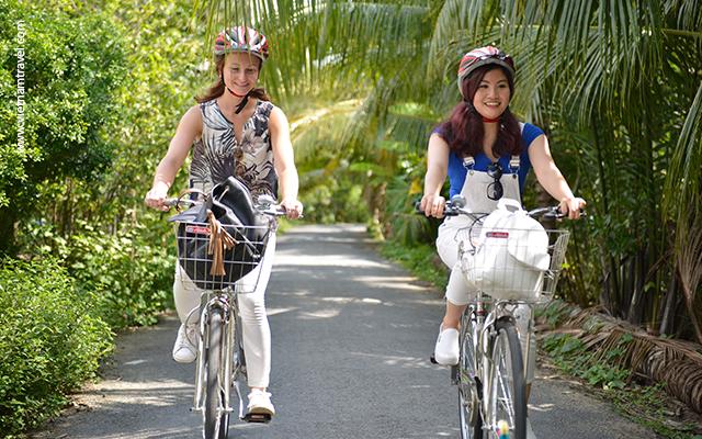 Biking Mekong Delta - Snorkeling Phu Quoc