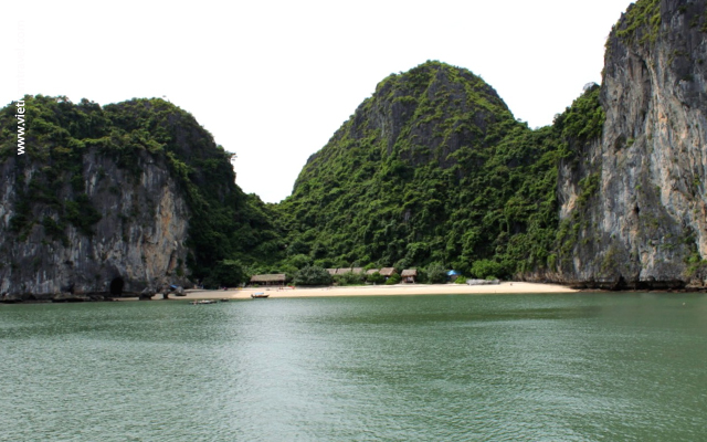 Cat Ba Island Escape