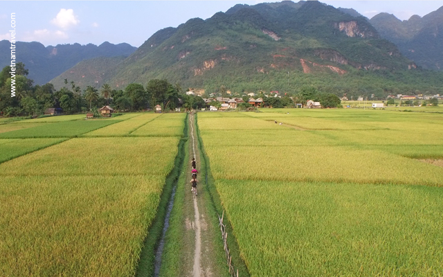 From Mai Chau to Quang Binh