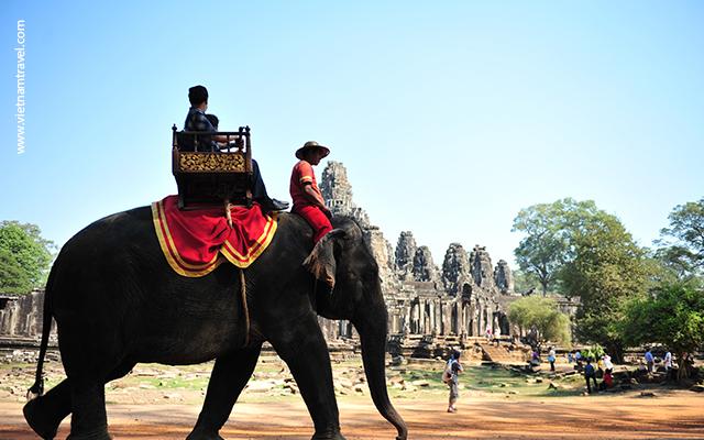North Vietnam & Angkor Temples