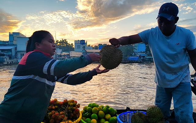 Saigon to Phu Quoc via Mekong Delta