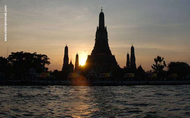 Vietnam - Thailand & Myanmar Holiday