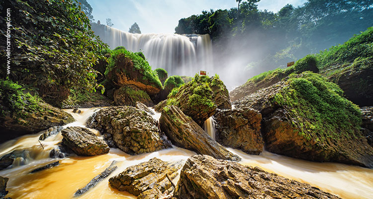 Waterfall in Dalat