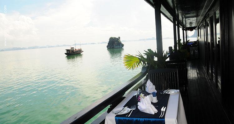 Day 6: Hanoi – Halong Bay – Overnight on cruise.