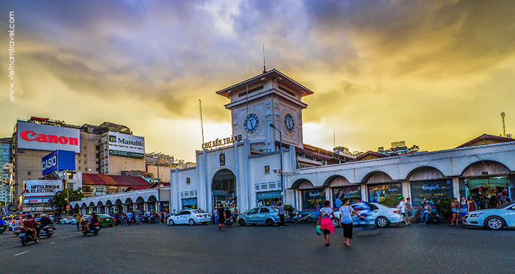 Full-day Ho Chi Minh City Tour