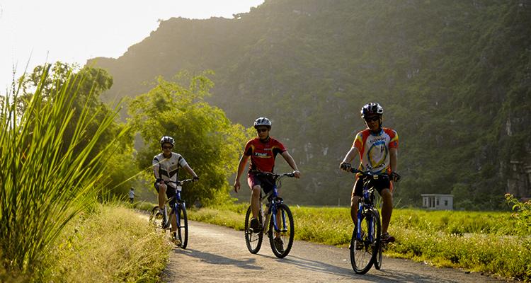 Biking-in-Ninh-Binh