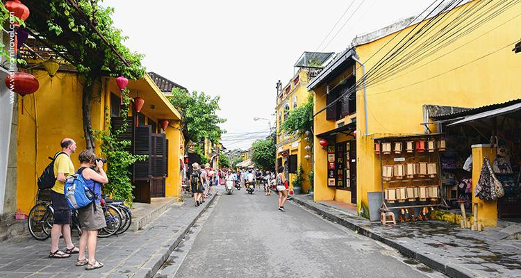 Ancient town of Hoian-Danang