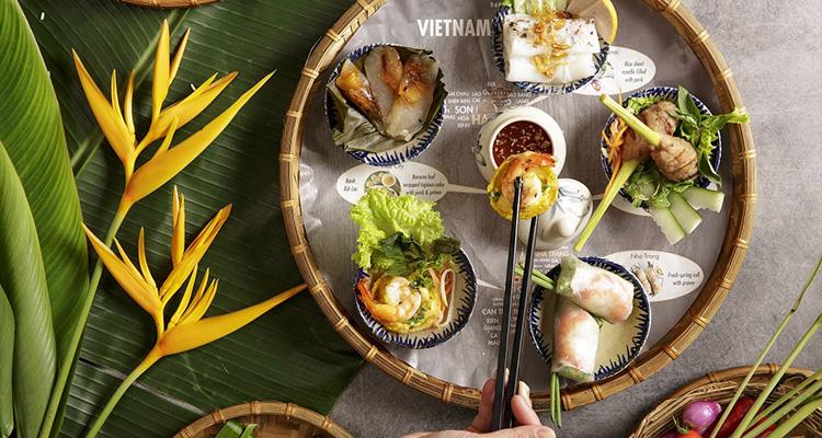 Beautiful culinary Danang Vietnam
