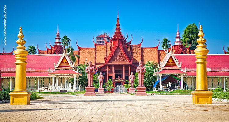 Day 6: Phnom Penh City Tour.
