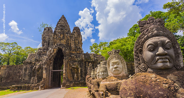 Day 8: Siem Reap – Angkor Temples.