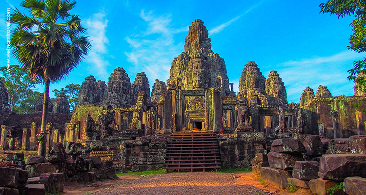 Day 10: Phnom Penh – Fly to Siem Reap.