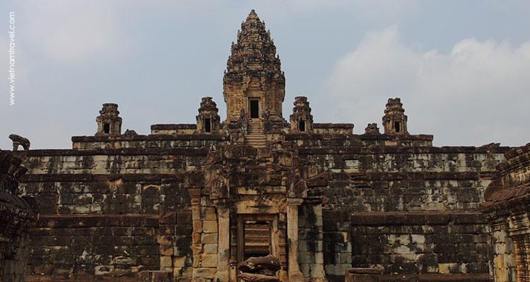 Day 14: Phnom Penh – Fly to Siem Reap.
