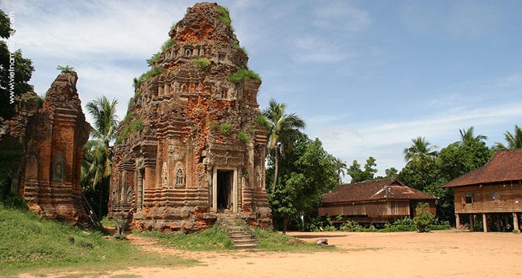 Day 7: Phnom Penh – Fly to Siem Reap.