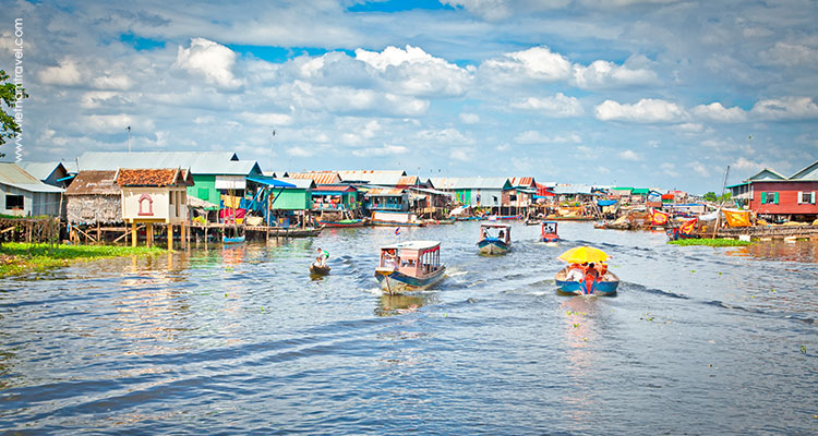Day 9: Siem Reap – Tonle Sap Lake – Departure