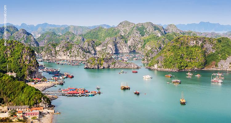 Day 3: Hanoi – Hai Phong – Halong Bay.