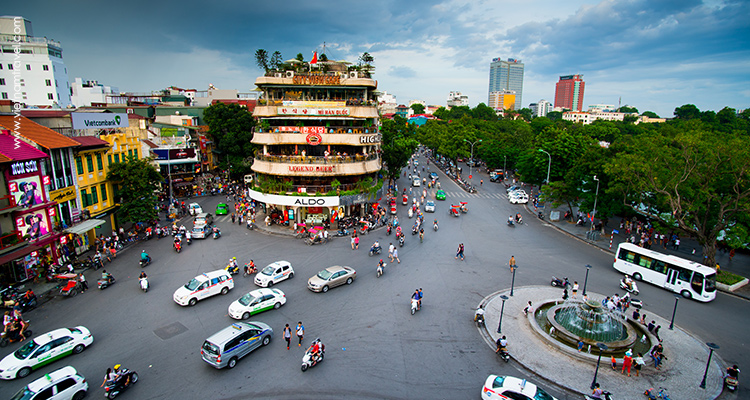 Day 12: Hanoi City Tour.