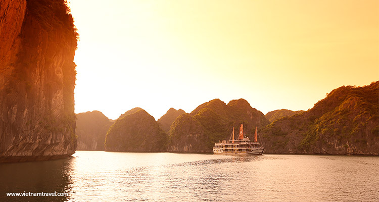 Day 3: Halong Bay – Hanoi – Fly to Danang.