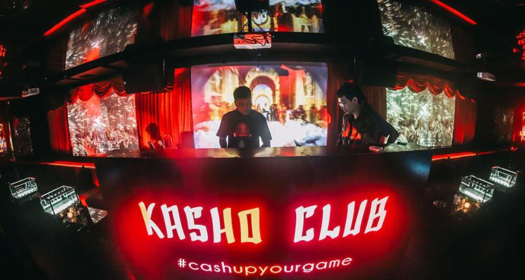 KASHO CLUB