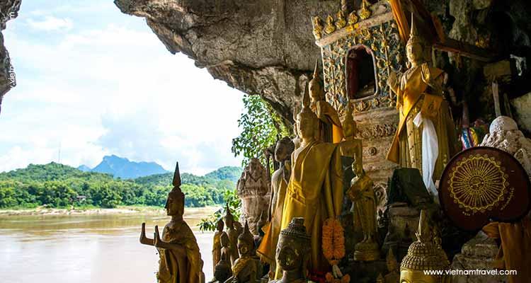 Day 12: Luang Prabang - Pak Ou Cave