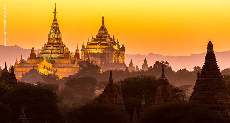 Day 7: Bagan Sightseeing Tour.