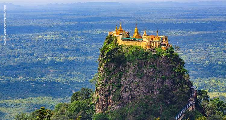 Day 13: Bagan - Fly to Heho - Pindaya - Inle Lake.