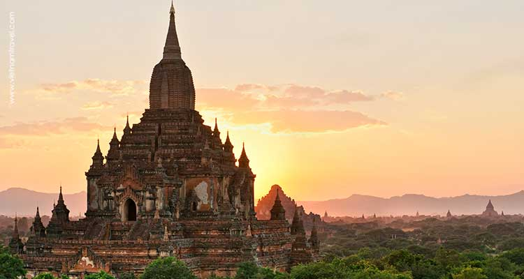 Day 12: Discover Bagan Temples.