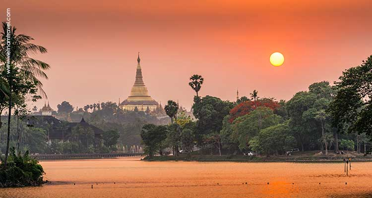 Day 13: Bagan Sightseeing – Fly to Yangon.