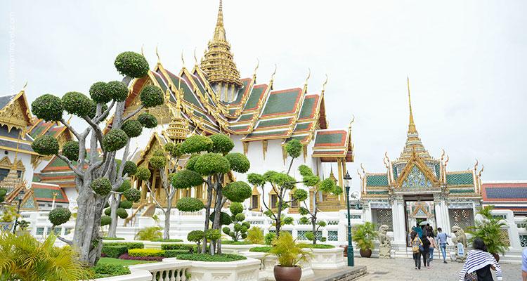 Day 9: Bangkok - Fly to Mandalay.