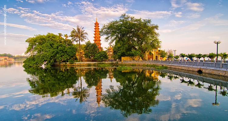 Day 2: Hanoi City Tour – Overnight train to Lao Cai