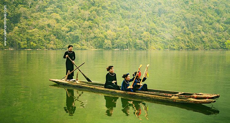 Day 13: Cao Bang - Ba Be Lake - Homestay