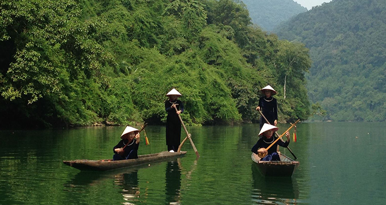 Day 5: Ba Be - Bac Kan - Hanoi