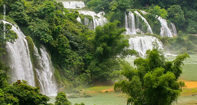 Day 12: Cao Bang - Ban Gioc Waterfall