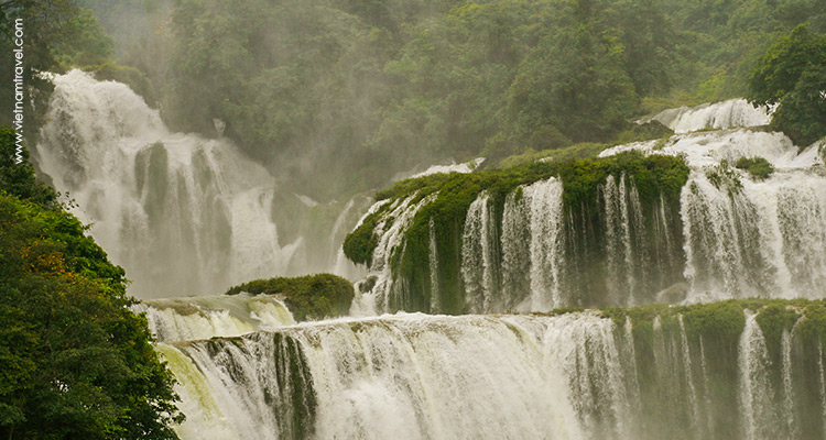 Day 2: Cao Bang - Ban Gioc Waterfall