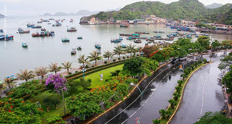 Day 9: Halong Bay Cruise – Hai Phong – Hanoi.