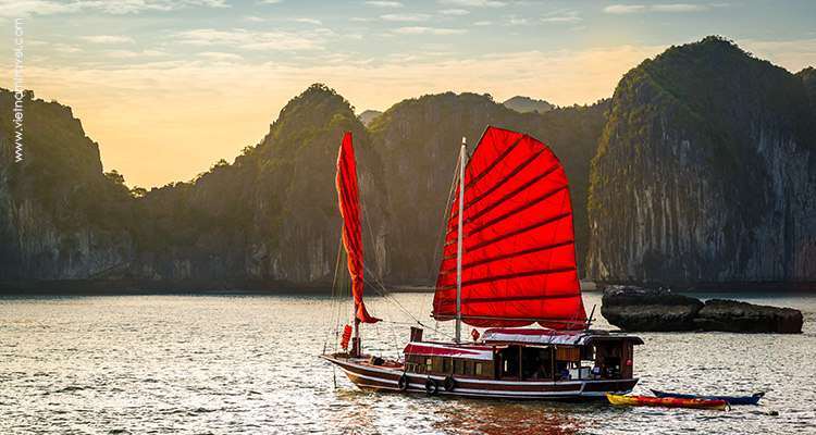 Day 13: Halong Bay – Hanoi – Departure.