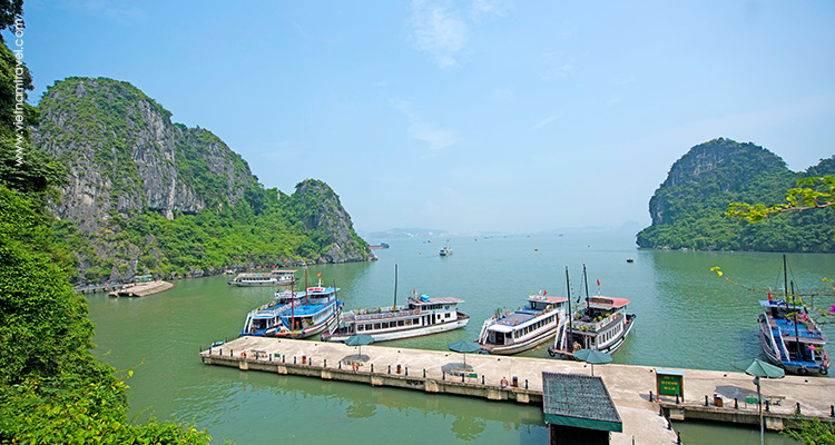 Day 10: Hanoi – Halong Bay – Overnight on Cruise.