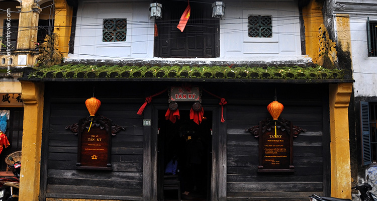Day 12: Hoian – City Tour & Leisure.