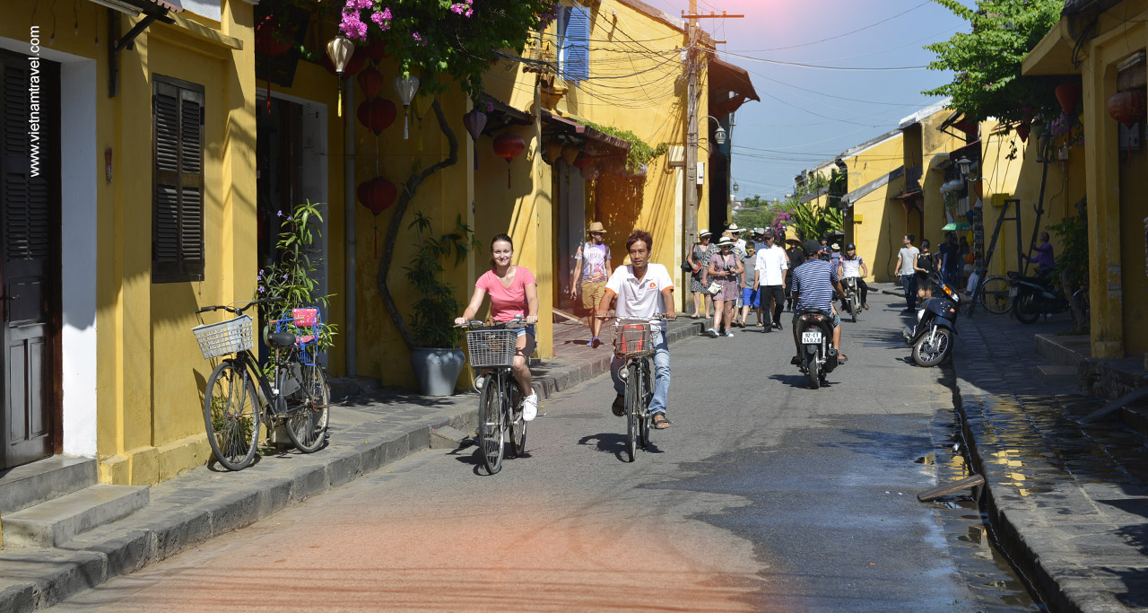 Day 9: Hoian Eco-tour.