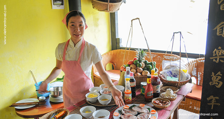 Day 5: Hoi An Cooking Class - My Son Sanctuary