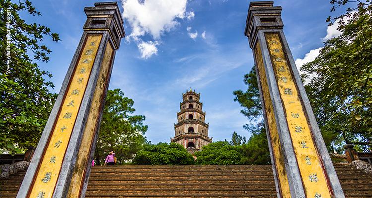 Day 7: Hue City Tour - Fly to Hanoi