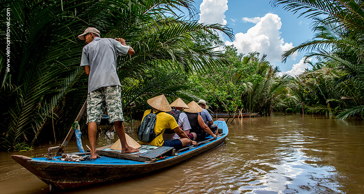 Day 3: Saigon - Mekong Delta - Can Tho
