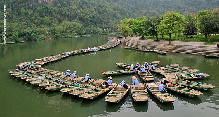 Day 4: Mai Chau – Ninh Binh.