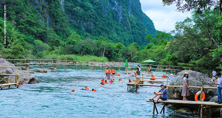 Day 6: Quang Binh - Paradise & Dark Caves