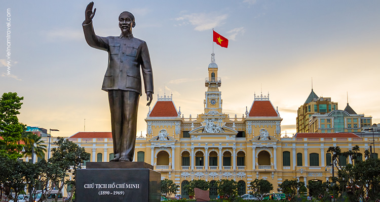 Day 1: Welcome to Vietnam - Ho Chi Minh City!